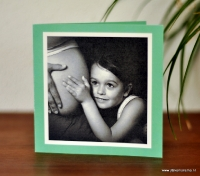 Geboortekaartjefotografie